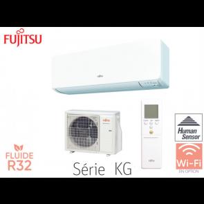 Fujitsu mural DC inverter Série KG ASYG 14 KG