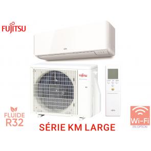 Fujitsu Série KM LARGE ASYG 18 KMTA