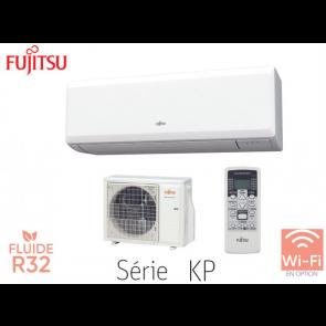Fujitsu mural DC inverter Série KP ASYG 12 KP