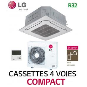 LG Cassette 4 voies COMPACT UT36F.NA0 - UUC1.U40