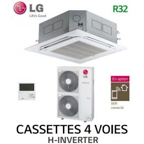 LG Cassette 4 voies H-INVERTER UT36FH.NA0 - UUD1.U30
