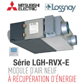 Mitsubishi Unité intérieure LOSSNAY LGH-80 RVX-E