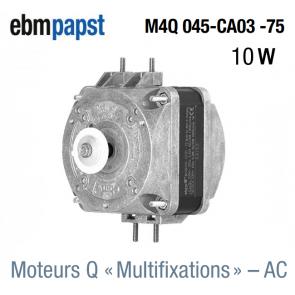 Moteur multi-fixation M4Q045-CA03-75 de EBM-PAPST