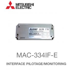 Interface M-NET MAC-334IF-E de Mitsubishi