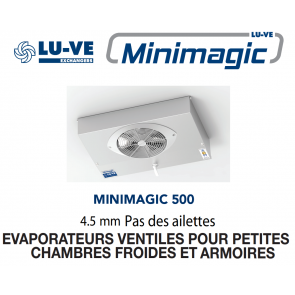 Evaporateur pour meubles MMC-117N45 de LU-VE - 900 W