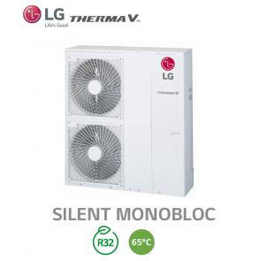 Pompe à Chaleur THERMA V SILENT Monobloc 65°C - HM091MRS.U33 - R32