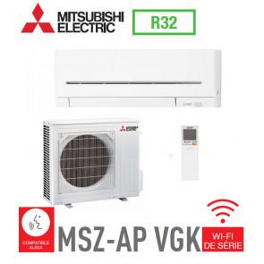 Mitsubishi MURAL INVERTER modèle MSZ-AP60VGK