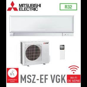 MURAL INVERTER DESIGN MITSUBISHI MSZ-EF50VGKW