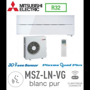 Mitsubishi Design De Luxe MSZ-LN60VGW