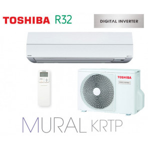 Toshiba Mural KRTP Digital Inverter RAV-GM1101KRTP-E monophasé