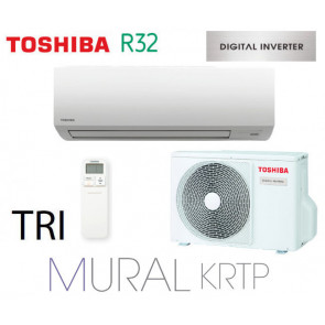 Toshiba Mural KRTP Digital Inverter RAV-GM1101KRTP-E triphasé