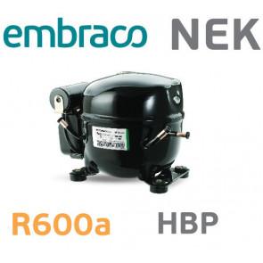 Compresseur Aspera – Embraco NEK6170Y - R600a