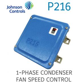 Variateur de vitesse pressostatique pour ventilateurs monophasés P216EEA-1K Johnson Controls