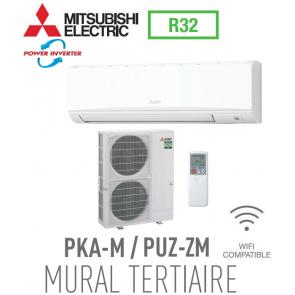 Mitsubishi MURAL TERTIAIRE modèle PKZ-ZM100KAL monophasé