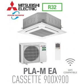 Mitsubishi CASSETTE 4 VOIES 900X900 modèle PLZ-ZM35EA