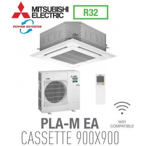 Mitsubishi CASSETTE 4 VOIES 900X900 modèle PLZ-ZM71EA