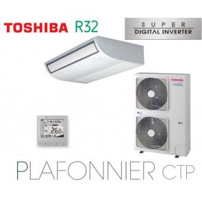 Toshiba Plafonnier CTP Super Digital Inverter RAV-RM1401CTP-E