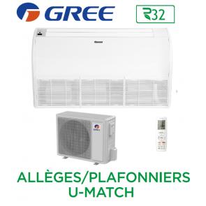 GREE Allèges / Plafonniers U-MATCH UM ST 24 R32