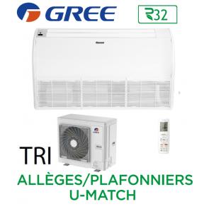 GREE Allèges / Plafonniers U-MATCH UM ST 48 3PH R32