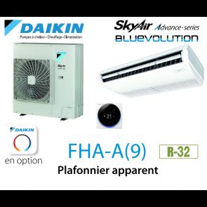 Daikin Plafonnier apparent Advance FHA125A monophasé