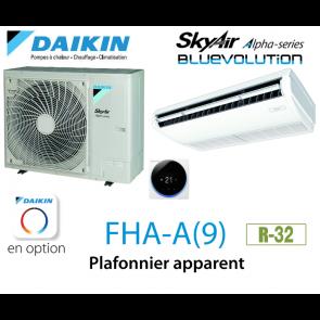 Daikin Plafonnier apparent Alpha FHA125A monophasé