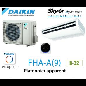 Daikin Plafonnier apparent Alpha FHA35A9 monophasé
