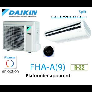 Daikin Plafonnier apparent SPLIT FHA35A9