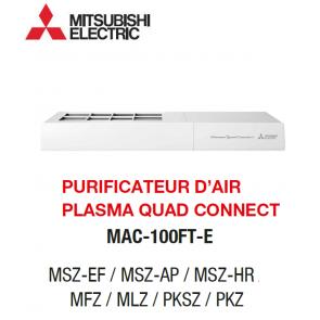 Filtre PLASMA QUAD CONNECT MAC-100FT-E