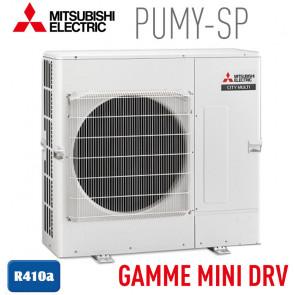 Unité extérieure réversible PUMY-SP125VKM/YKM de Mitsubishi