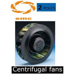 Ventilateur centrifuge de EMC - RB2C-180/077 K010 I