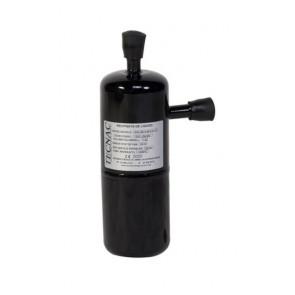 Reservoirs de liquide verticaux 42 Bars avec raccordements de cuivre