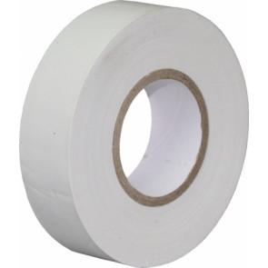 Ruban blanc pour isolation éléctrique en PVC 20 m x 50mm