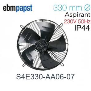 Ventilateur hélicoïde S4E330-AA06-07 de EBM-PAPST