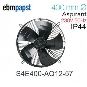 Ventilateur hélicoïde S4E400-AQ12-57 de EBM-PAPST