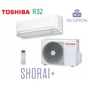 Toshiba Mural SHORAI + RAS-B16J2KVSG-E
