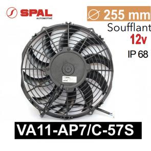 Ventilateur VA11-AP7/C-57S de SPAL