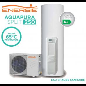 Pompe à chaleur AQUAPURA SPLIT 250 I de Energie