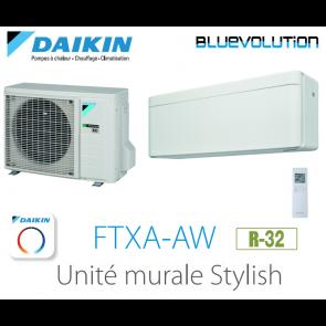 Daikin Stylish FTXA42AW - R-32 - WIFI inclus