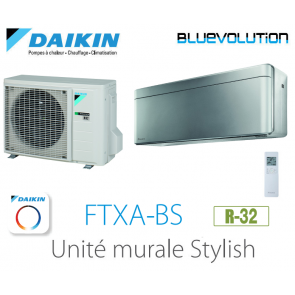 Daikin Stylish FTXA50BS - R-32 - WIFI inclus