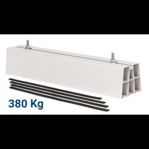 Bases au sol en PVC pour les unités extérieures - 450 mm