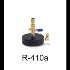 Support pour bouteille non rechargeable pour R-410a