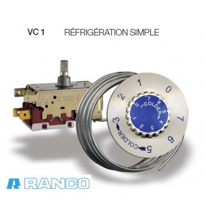 Thermostat Ranco type VC1