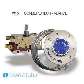 Thermostat Ranco type VS5