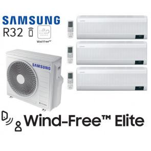 Samsung Wind-Free Elite Tri-Split AJ068TXJ3KG + 2 AR07TXCAAWKN + 1 AR12TXCAAWKN