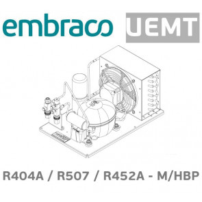 Groupe de condensation Embraco UEMT6152GK