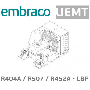 Groupe de condensation Embraco UEMT2117GK