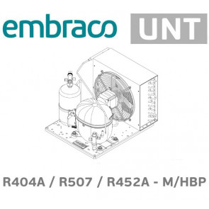 Groupe de condensation Embraco UNT6222GK