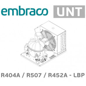 Groupe de condensation Embraco UNT2178GK