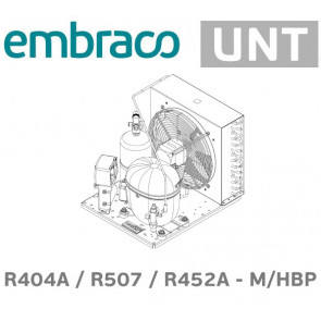 Groupe de condensation Embraco UNT6226GK