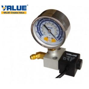 Vacuomètre pour pompe à vide VALUE